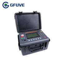 China IP65 10kv High Voltage Insulation Tester For Transformer on sale