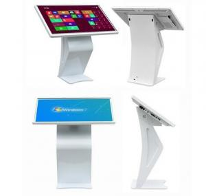 China Multifunction Floor Standing Touch Screen Kiosk , Shopping Mall digital Kiosk RoHS Certified on sale