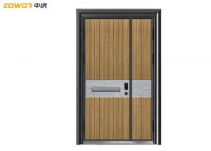 China Pakistan American Steel Door Lahore Villa Entrance Door on sale