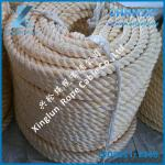 3-strand PP/PES Mixed mooring rope composite rope manufacturer