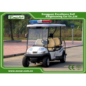 China Automobile Large Golf Cart Security For 6 Person Enclosed Type on sale