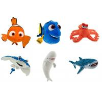China Disney Cartoon Finding Dory 2 Plush Baby Animals Full Color Lovely on sale