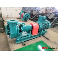 China Hard Ductile Iron Alloy Casing Centrifugal Pump APSB8x6-14 on sale