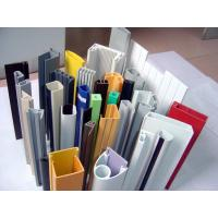 China UPVC Modern Skirting Board Profiles Direct for Kitchen Cabinet on sale