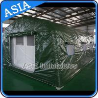 Practical Large Inflatable Military Tent, Enclosure, Cover For Car, Airplane