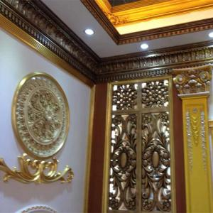 China Ceiling roses/ wall medallion on sale