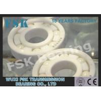 ZrO2 Full Ceramic Bearings 6200 6201 6202 6203 6204 6205 6206 6207 6208