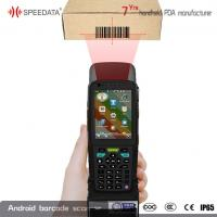 China Windows Mobile TT35 PDA Thermal Printer All In One Wireless Barcode Scanner on sale