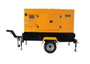 China Portable Used 20kw Diesel Generator , 4B3.9-G1 CUMMINS Used Diesel Generator 4 Cylinder on sale
