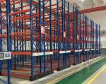 Heavy Weight Commercial Pallet Rack , Warehouse Metal Pallet Racks Corrosion Protection