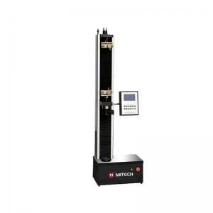 China MDW - S Series Electronic Universal Testing Machine Single Arm Type Digital Display on sale