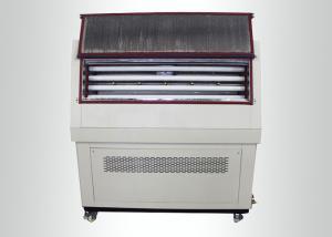 China UVA UVB  UV Weathering Test Chamber Uv Testing Equipment 0.3 ~ 20 W/㎡ on sale