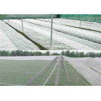 Clear Agricultural Hail Net Hail Protection Net For Apple Trees Hail Guard Netting Anti Mesh