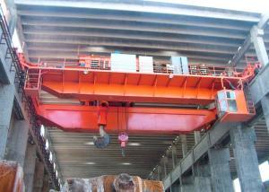 China Trole bonde do controle dobro resistente de 20 toneladas da cabine do guindaste do Eot da viga on sale
