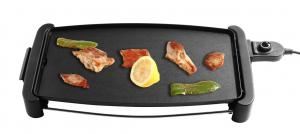China Electric Griddle EMGR179, 1800W, Die cast aluminum grill plate, Cooking plate size 45x24cm on sale