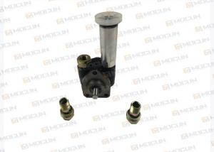 China Black Small Engine Oil Pump Parts , Oil Hand Pump Hydraulic Excavator Parts 1-15750197-0 115750-1540 on sale