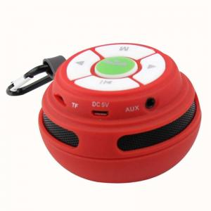 China popular RED Mini Speaker bluetooth made in China on sale