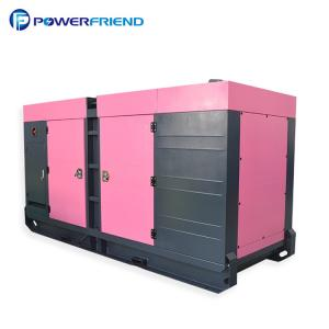 China 50hz 275kva Cummins Diesel Generators With Silent Shell , 1500 RPM Speed on sale