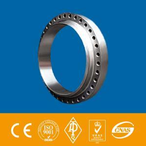 China ANSI B16.5 A182 F5 welde neck  flange RF on sale