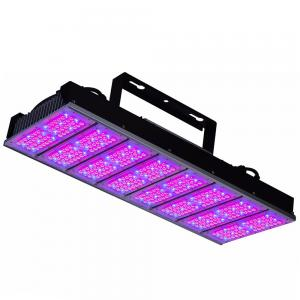 China Plant Growth 500W Outdoor Grow Lights Panel Cultivation VEG Bloom For Greenhouse on sale