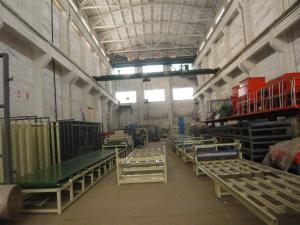 China Fireproof MgO Board Production Line For Non Combustible Building Materials on sale