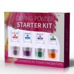 Superior quality glitter dipping powder diy dip powder nails dipping glue