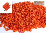 New Crop Organic Dehydrated Vegetables Carrot Without Sugar , Dried Carrot Flake