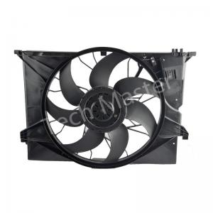 China 12V DC 600W Mercedes W221 Electric Motor Radiator Fan A2215000493 2215000493 2215001193 on sale