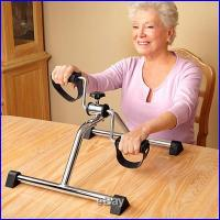 China Elliptical magnetic bike,with hand pulse on sale