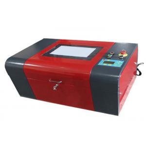 China Verre/cuir/replacement en plastique de la découpeuse ±0.1mm de laser de CO2 on sale
