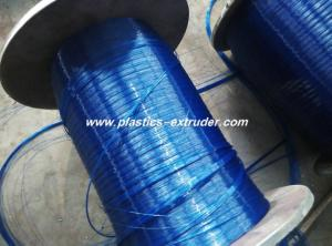 China Sale Plastic PP PET Nylon Rope Filament Yarn Extruder Machine on sale