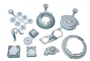 China Sand Blasting Zinc Alloy Gravity Die Casting Aluminum Medical Equipments Parts on sale