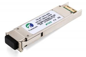 China 10 Gigabit Ethernet Fibre Channel Module , 10g XFP Transceiver 40km Distance on sale