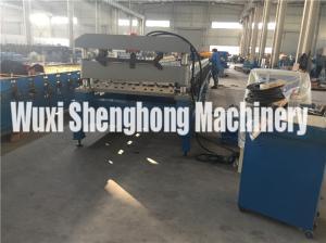 China Пошущенная над сталью машина завальцовки легкое Instaleed волнистого железа панели стены крыши on sale