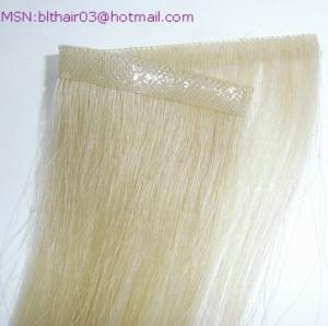 China Skin weft, PU skin weft on sale