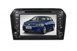 China タッチ画面VW JETTAサポート1080P SWC BTラジオのIPOD TVのための特別な車のDVDプレイヤーのひるみ6.0車DVD GPS on sale