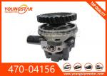 Hydraulic Power Car Steering Pump For ISUZU 6HH1 6HK1 470-04156 47004156