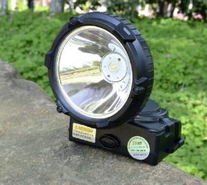 China 100 Lumens Cree Led Headlight With UV Flashlight , LED Display , High Brightness on sale