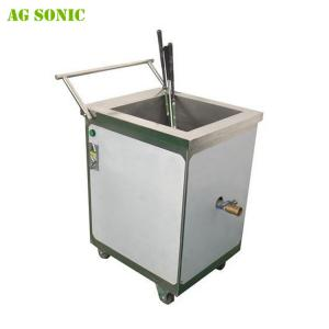 China Automatic Ultrasonic Golf Club Cleaner , Portable Ultrasonic Cleaner on sale
