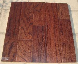 China Hardwood Flooring (Hickory Espresso) on sale