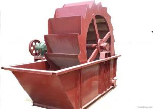 China 7.5 Kw Sand Washing Equipment , Mining Industry Sand Cleaning Equipment on sale