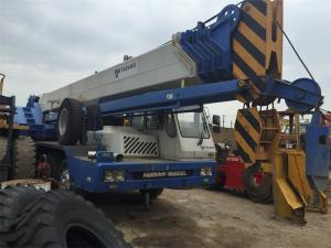 China 2012 Year Cheap Used TADANO Crane 55 Ton GT550E With Nissan Engine and Two Hydraulic Pump on sale