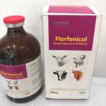 Veterinary Antibiotics Medicines Florfenicol Injection 10% 20% 30%