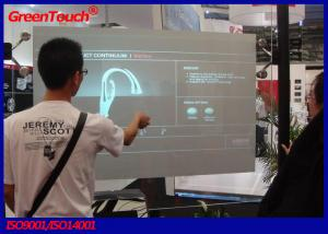 China Dustproof Interactive Touch Foil , 55 Inch Touch Screen Protective Film on sale