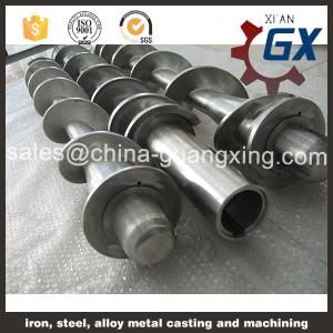 China single screw barrel for extruder PE PP PVC/ screw barrel for PP PE PVC/ PP PE PVC on sale