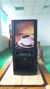 China LC-002 coffee vending machine without coin on sale