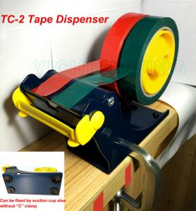 China New design, Hottest office stationery tape dispenser, Mini manual tape dispenser TC-2 on sale
