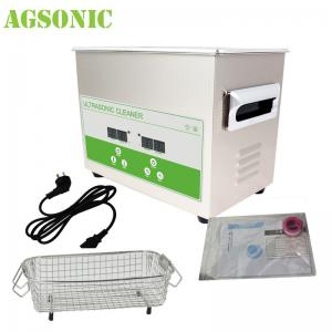 China Low Noise Ultrasonic Surgical Instrument Cleaner , Medical Ultrasonic Cleaning Machine 150W on sale
