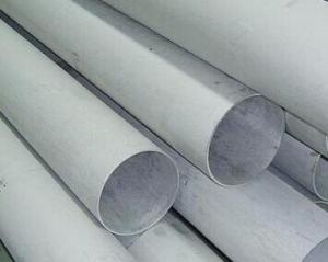 China 304 316 316L Stainless Steel Pipe Tube , Seamless Steel Pipe For Fluid Transport on sale