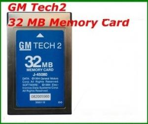 China 32MB Gm Tech2 Scanner Diagnostic Software Cards For Euro4 / Euro 5 / ISUZU Truck on sale
